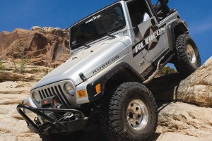 Rubicon Express TJ lift kits