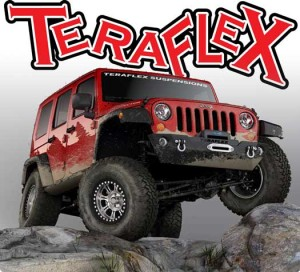 TeraFlex lift kits