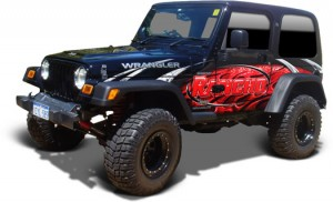 Rancho lift kits for your Wrangler TJ