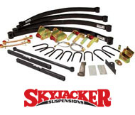 Skyjacker lift kits for Wrangler JK